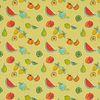 Fruit salad PVC lemon 5089-554