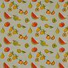 Fruit salad PVC butterscotch 5089-513