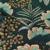 Victoria coton vert sapin 2249603