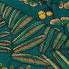 Victoria coton vert bleu 2249617