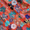 Kimono Flowers rouge 2442603