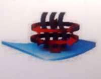 Résistance à l'abrasion: 50000 cycles: Tissu extrêmement résistant à l'abrasion qui permet la circulation de l'air