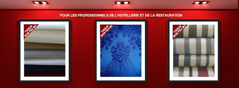 The workshop of Eve: sale of non light fabrics for professionals