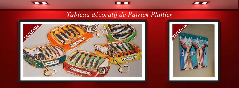 French decorative painting