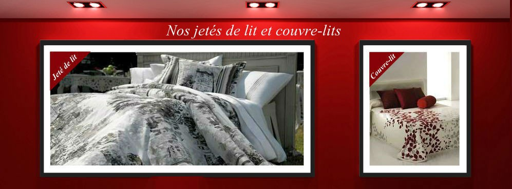 L'Atelier d'Eve: Buy and Sell online of Bedspreads printed, plain, flowered, ...
