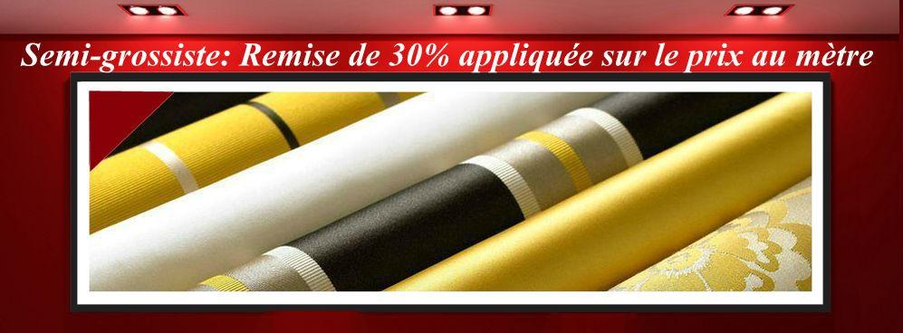Rouleaux de tissus Thevenon - Tissu à prix de gros