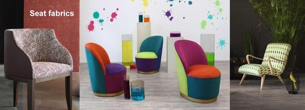 Fabric for upholstery, upholstery, upholstery L'Atelier d'Eve