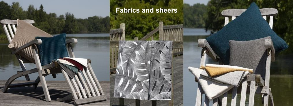 Upholstery fabric, exterior fabric, flame retardant fabric, aquaclean fabric, scratch resistant fabric, fabric by the meter