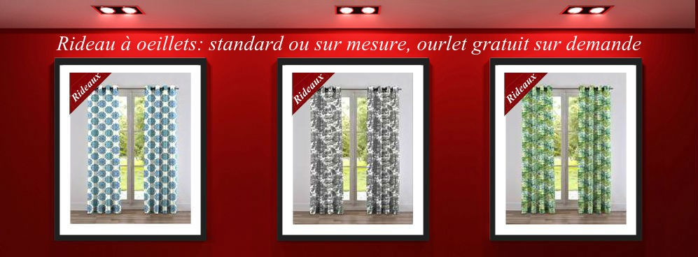 L'Atelier d'Eve - Curtains Made in France