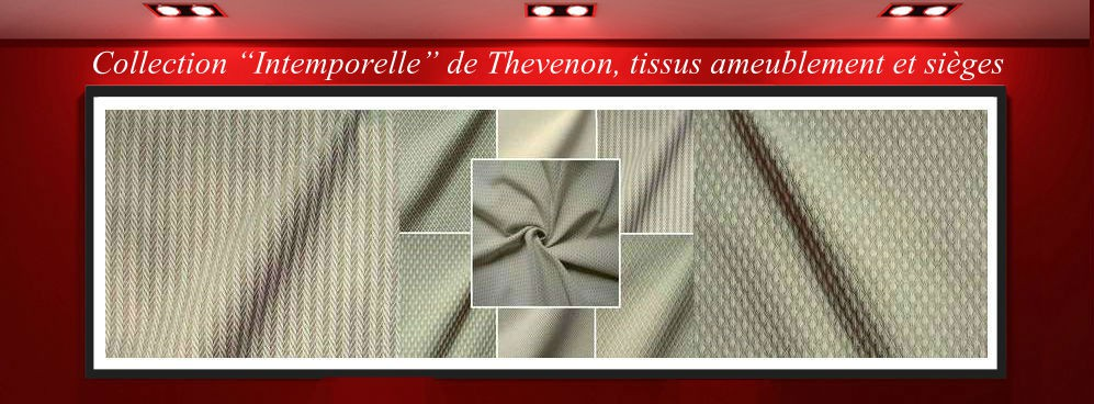 "Collection ""Intemporelle"" Thevenon Paris"