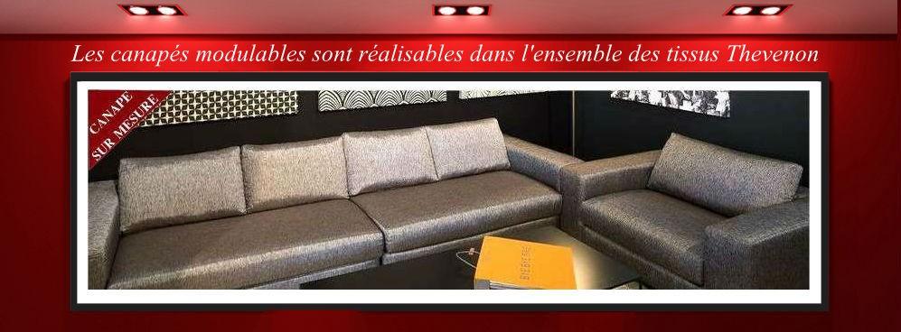 Modular sofas custom