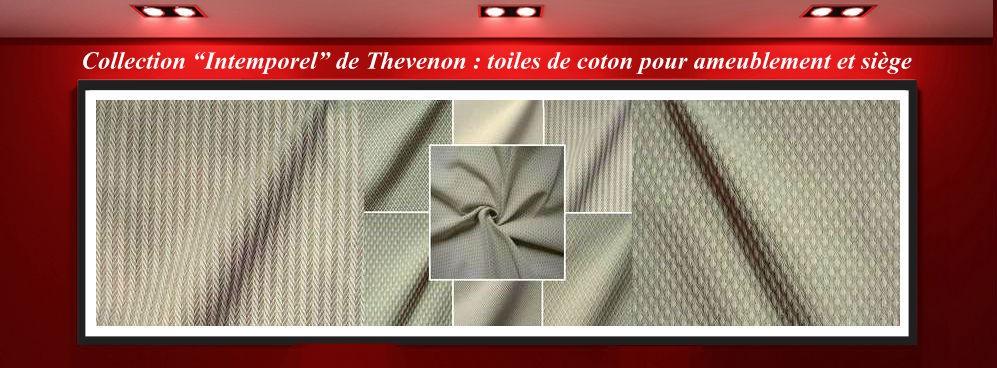 Achat tissu Thevenon