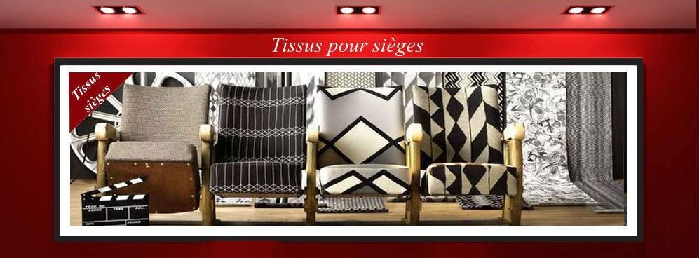 L'Atelier d'Eve - Vente en ligne de tissus pour siège, tissu tapissier au mètre